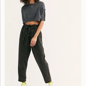Free people Pleated trousers